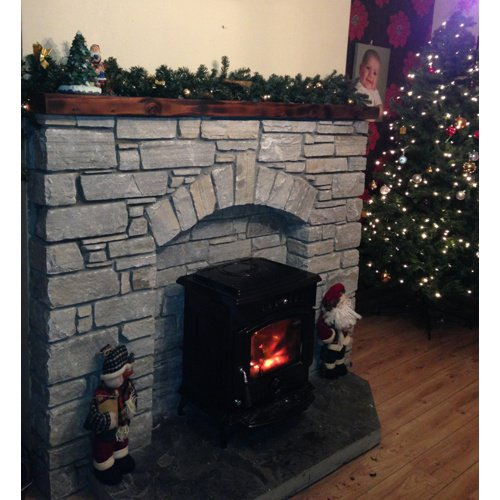 fireplaces at Inish stone